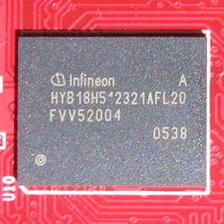 7600gs memory chip