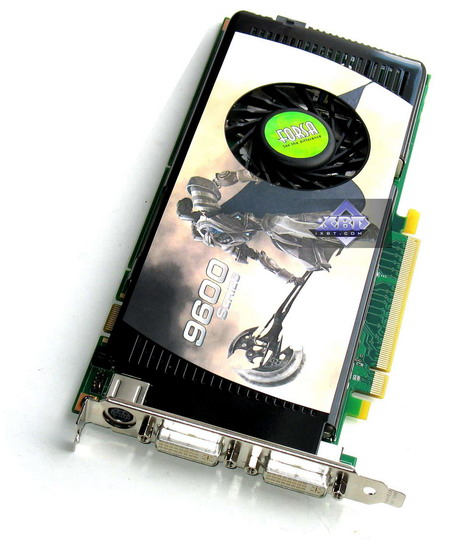 Forsa geForce 9600 GT 512MB PCI- E