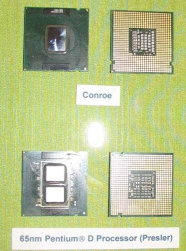intel conroe core duo  review