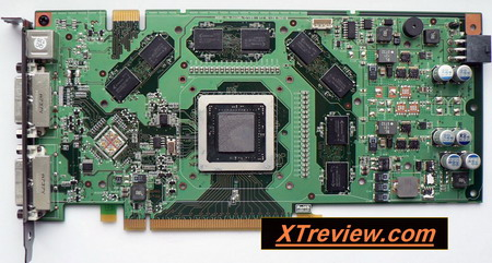 XFX GeForce 8800 GT 512 Mb DDR3 XXX naked