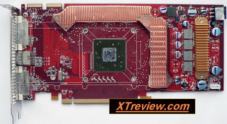 Sapphire Radeon HD 3870 512 Mb naked