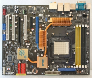 NVIDIA nForce 590 Based Mainboard