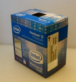 Intel  D930 Review-Intel D920 Review-box