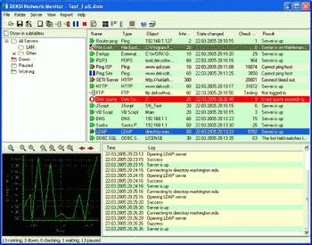 DEKSI Network Inventory v.8.42