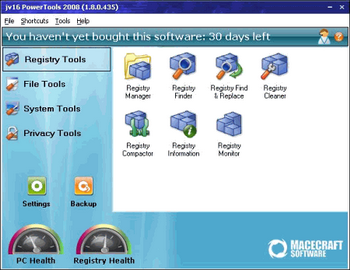 jv16 PowerTools 2008 v.1.8.0.451