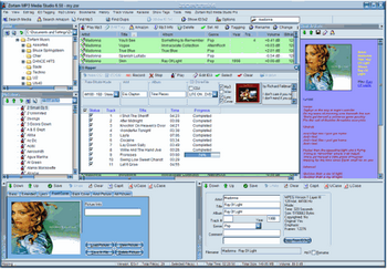 Zortam Mp3 Media Studio v.8.00